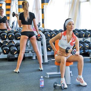 Фитнес-клубы Сеченово