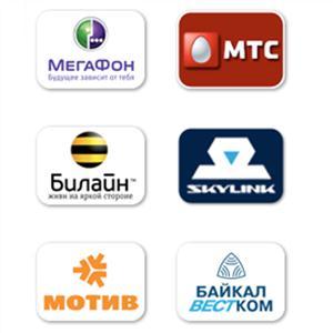 Операторы сотовой связи Сеченово