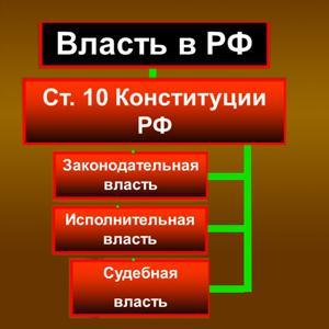Органы власти Сеченово