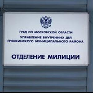 Отделения полиции Сеченово