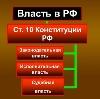 Органы власти в Сеченово