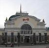 Железнодорожные вокзалы в Сеченово