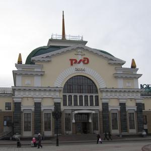 Железнодорожные вокзалы Сеченово